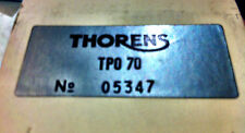 NOS THORENS TPO 70 MINIATURES CARTRIDGE WAND FOR TD 110 & 115