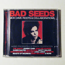 MOJO - BAD SEEDS - JOHNNY CASH, HANK WILLIAMS, SAINTS, SCOTT WALKER, CAVE ETC CD