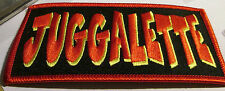 INSANE CLOWN POSSE ICP COLLECTABLE RARE VINTAGE PATCH EMBROIDED 2014 JUGGALETTE