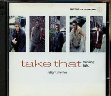 Take That feat Lulu / Relight My Fire - Part 1