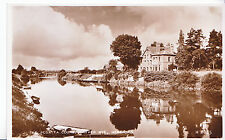 Herefordshire Postcard - The Regatta Course - River Wye - Real Photograph  R141