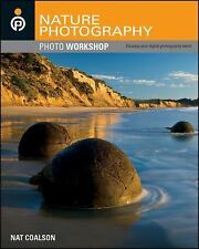 Nature Photography Photo Workshop, Coalson, Nat, New Book