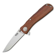 S.O.G. SOG Twitch II Rosewood Handle Folding Knife Assisted Blade TWI17-CP