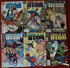 Power Of The Atom (1988) #1-11 - Comic Books - From DC Comics