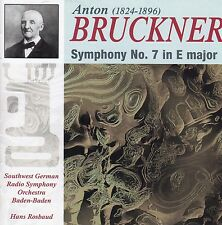 ANTON BRUCKNER Symphony No. 7 In E Major CD - New
