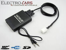 INTERFACE MP3 USB AUDIO AUTORADIO COMPATIBLE TOYOTA LAND CRUISER 2003 - 2011