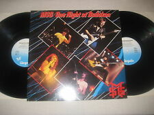 Michael Schenker Group - MSG - One night at Budokan Vinyl 2 LP