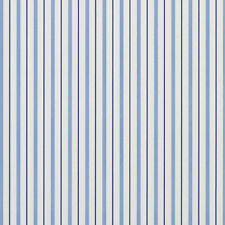8 rolls of Ralph Lauren 'Anderson Stripe' wallpaper Dress Shirt Blue