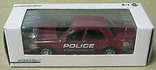 Greenlight 2003 Mercury Marauder Special Stephenson, VA Police Car in window box