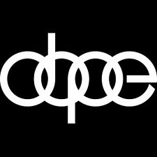 DOPE AUDI A4 A6 A5 QUATTRO A3 EURO CAR WINDOW STICKER VINYL DECAL #074