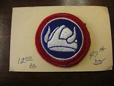 PATCH 47th Div.-Patch #7