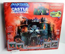 MOTU, Castle Grayskull, MISB, Masters of the Universe, He-Man 200x, sealed box