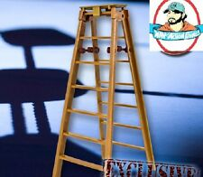 WWE Brown Ladders for 6 inch action figures
