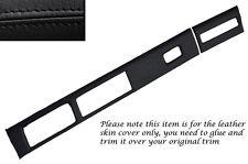 BLACK STITCH DASH SURROUND SKIN COVER FITS VAUXHALL OPEL VX220 SPEEDSTER 00-06
