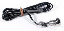 Manillar instalación mini interruptor pulsadores de acero inoxidable para Harley Custom universal HD