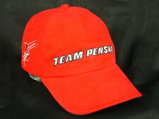 Team Penske Indy Racing 2003 #3 Castroneves #6 Gil de Ferran Baseball Cap Hat