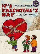 It's Valentine's Day (Mulberry Read-Alones), Prelutsky, Jack, Good Book