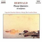 Complete Works for Piano Quintet CD NEW