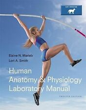 Human Anatomy and Physiology Laboratory Manual, Cat Version by Elaine N....