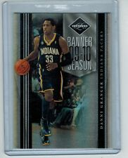 2010-11 LIMITED DANNY GRANGER #8 BANNER SEASON SILVER 39/49 INDIANA PACERS