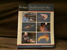 Fly Tyer: The Master's Fly Box, David Klausmeyer. Lyons Press. 2012. 1st Ed/1st