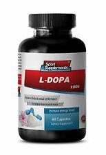 Longjack- L-Dopa 99% Extract 350mg - Boost Sex Libido Improve Brain Functions 1B