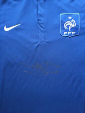 Olivier Giroud Hand Signed France Shirt Very Rare.