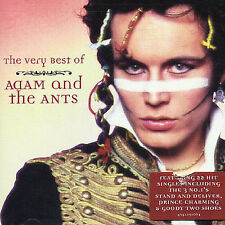 The Very Best of Adam & the Ants: Stand & Deliver by Adam and the Ants/Adam...