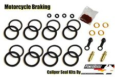 Yamaha TRX 850 1996 1997 1998 1999 96 97 98 99 front brake caliper seal kit set
