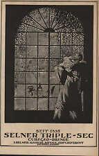DÜSSELDORF, Werbung / Anzeige 1924, Selner Triple-Sec Curacao-Orange