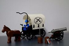 LEGO Western 6716 Covered Wagon 100% Complete Set