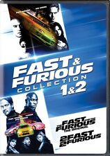 The Fast And Furious Collection (DVD,2006)