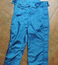"Vintage The North Face Gore-Tex Ski Pants Women Size Med-Small 28"" Inseam"