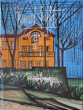 Bernard Buffet Lithographe II Werkverzeichnis inklusive 3 Original-Lithographien