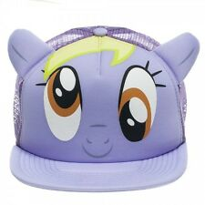 AWESOME MY LITTLE PONY MUFFINS BLUE TRUCKER STYLED SNAPBACK CAP *NEW*