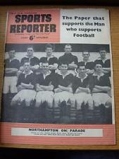 04/03/1950 Sports Reporter Magazine: Vol. 03 No. 28 [Cover Picture] Northampton