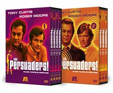 The Persuaders - Set 1 & Set 2 NEW DVD Roger Moore TONY CURTIS