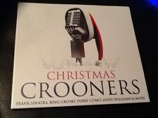 Various Artists : Christmas Crooners CD NEW SEALED FRANK SINATRA , ELVIS PRESLEY