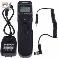 Yongnuo MC-36R N1 Wireless Remote Controller Shutter Release for Nikon D800