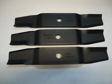 NEW Set of 3 Blades for Cub Cadet 742-3002 759-3812 59704-C1 7593812 44a 44c 782