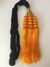 Bridal Paranda Punjab Parandi bollywood Style Hair Accessory Braid Tassles UK