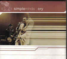 Simple Minds-Cry cd maxi single sealed