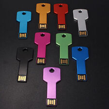 32GB USB 2.0 Storage U Disk Flash Memory Stick Thin Metal Key Pen Drive Tools