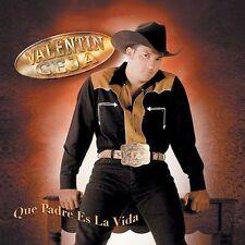 Valentin Ceja - Que Padre Es La Vida (2003) - Used - Compact Disc
