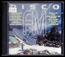 DISCO FM - SPAIN CD Epic 1999 - 19 Tracks - Donna Summer, Vonda Shepard, Travis