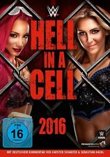DVD * WWE - HELL IN A CELL 2016 # NEU OVP &