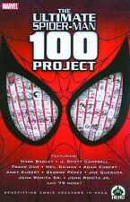 ULTIMATE SPIDER-MAN 100 PROJECT TP SC  Campbell Cho Linsner  NEW