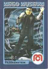 Mego Museum UNIVERSAL MONSTERS - FRANKENSTEIN 1970's Toy Promo Trading Card #67