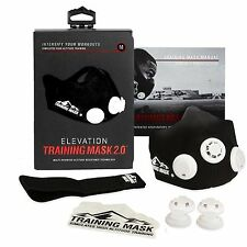 ELEVATION TRAINING MASK 2.0 SIZE MEDIUM (150 - 240lbs)