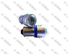 2 X Projector LED For Royal Enfield Bullet Parking/Pilot Light Bulbs- BLUE